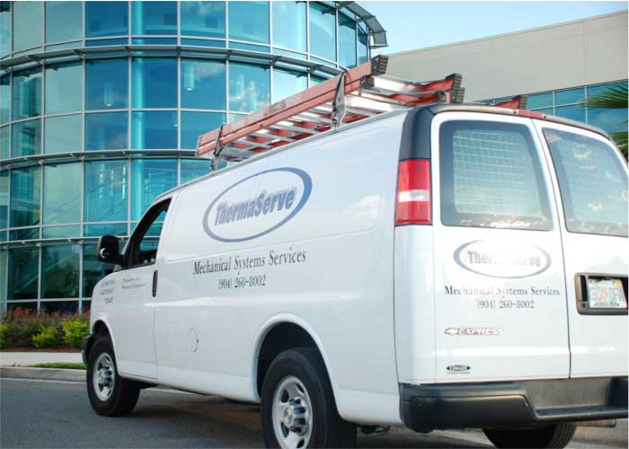 ThermaServe service truck