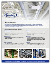 ThermaServe Brochure