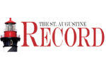 St. Augustine Record Logo