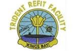 Trident refit facility logo
