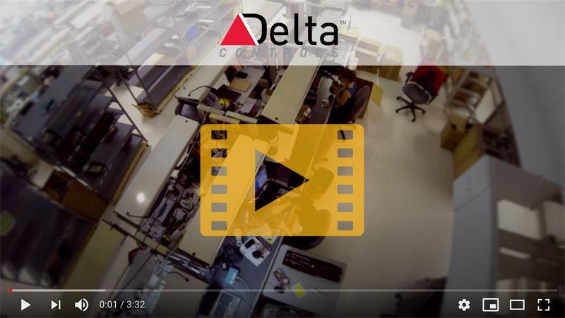 Delta Controls video banner